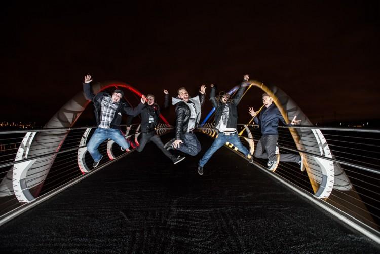 pop punk jump