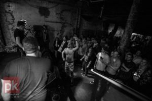 """""""Beware of Gifts"""" EP Release Show 05/09/15"""