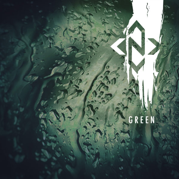 green digital release cover